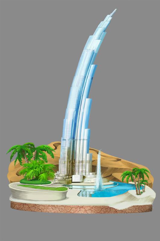 Burj-Dubai_towel_4