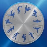 Disk-spinner