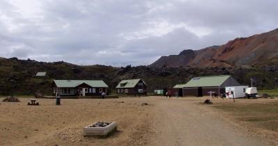 landmannalaugur campsite