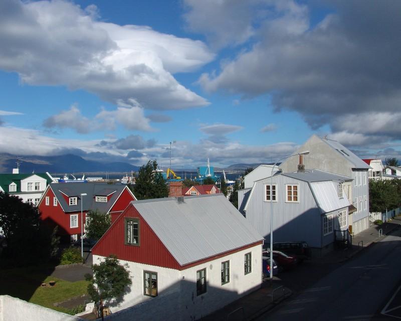 Reykjavik, Aug 21, 2010