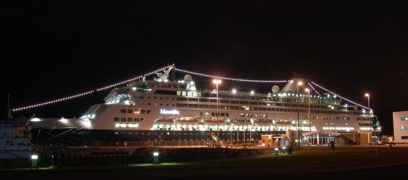 Maasdam cruise liner