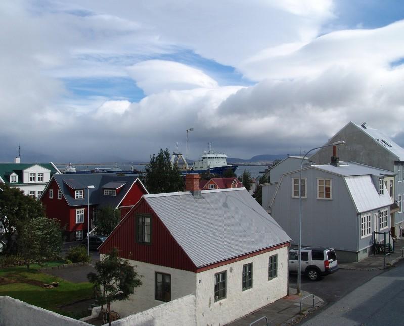 Weather, reykjavik, 2010-09-14