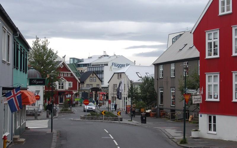 Reykjavik, Vesturgata
