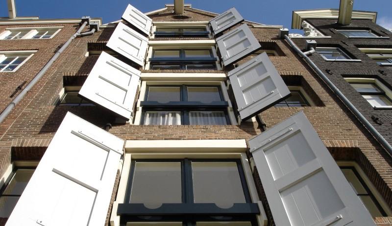 amsterdam - windows
