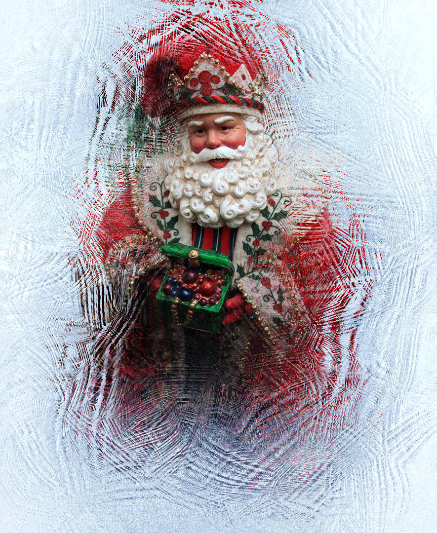 Ну вот он и пришёл - Ice Santa