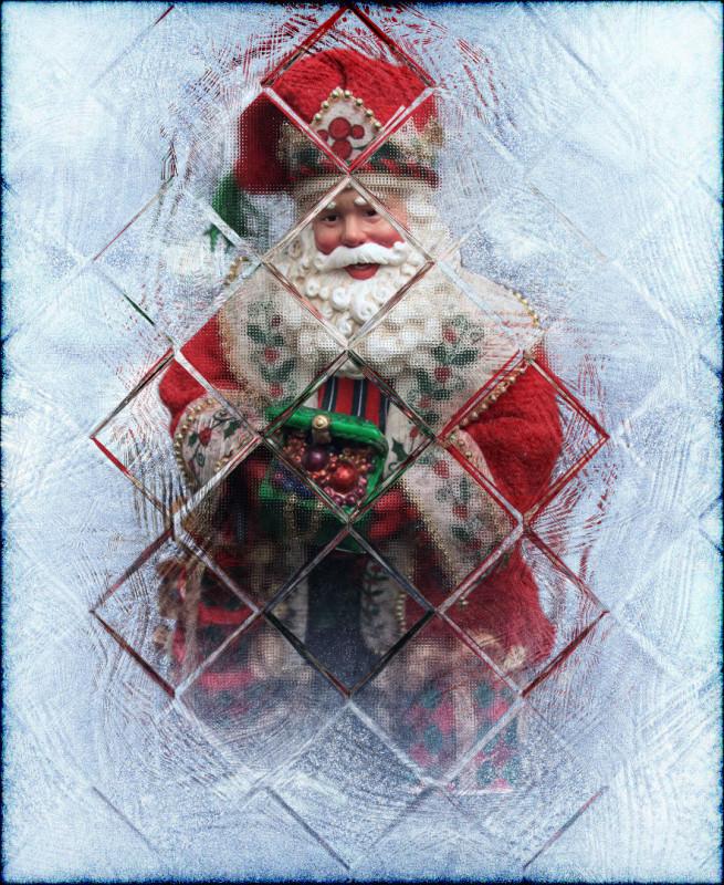 Ice Santa