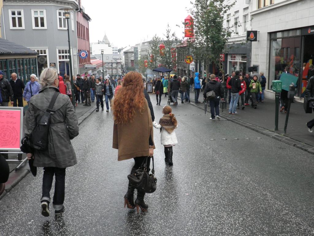 Menningarnott 2013, Reykjavik, Iceland