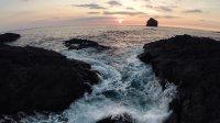 iceland; Karl; Reykjanes; ruslendingur; sea; sunset; Valahnukar