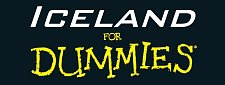 ICELAND FOR DUMMIES Logo
