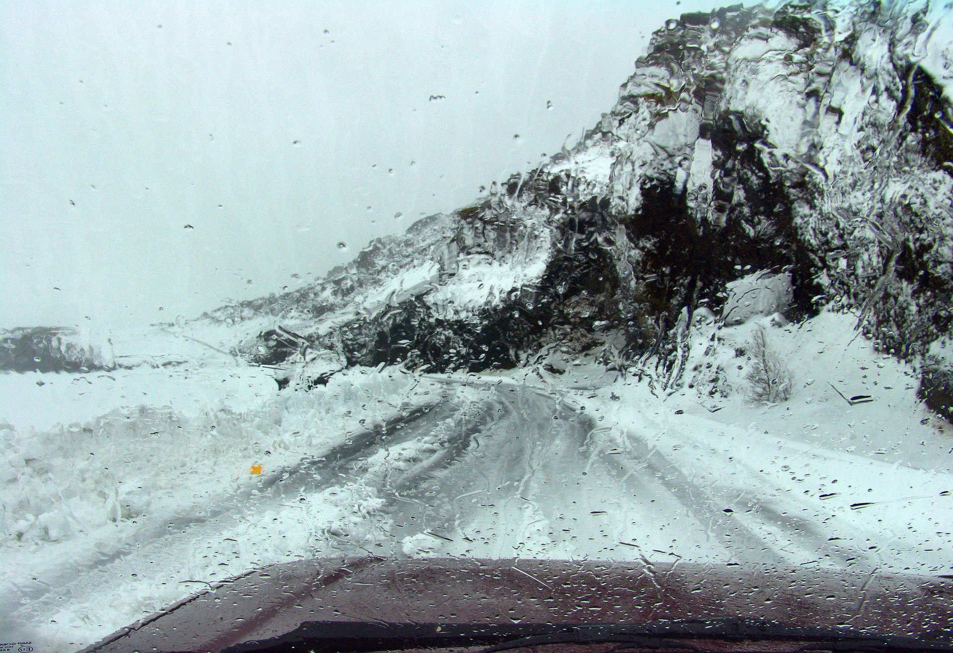 , Copyright © Ruslendingur,  Kleifarvatn, R42, winter, weather;