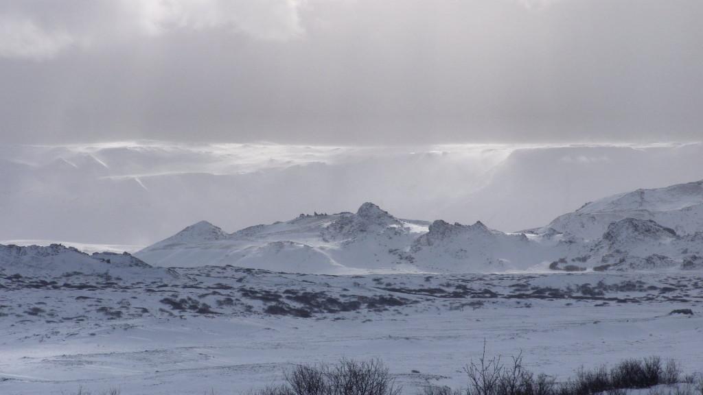 , Copyright © Ruslendingur,  Helgafell, Heidmork, Iceland, Heiðmörk;