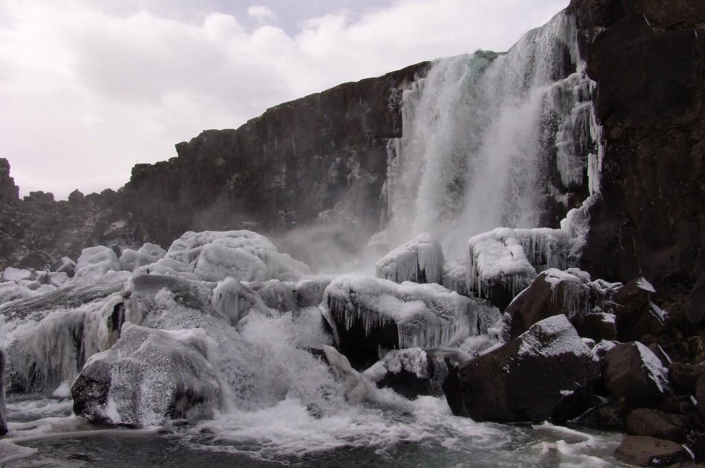 исландия, Oxararfoss