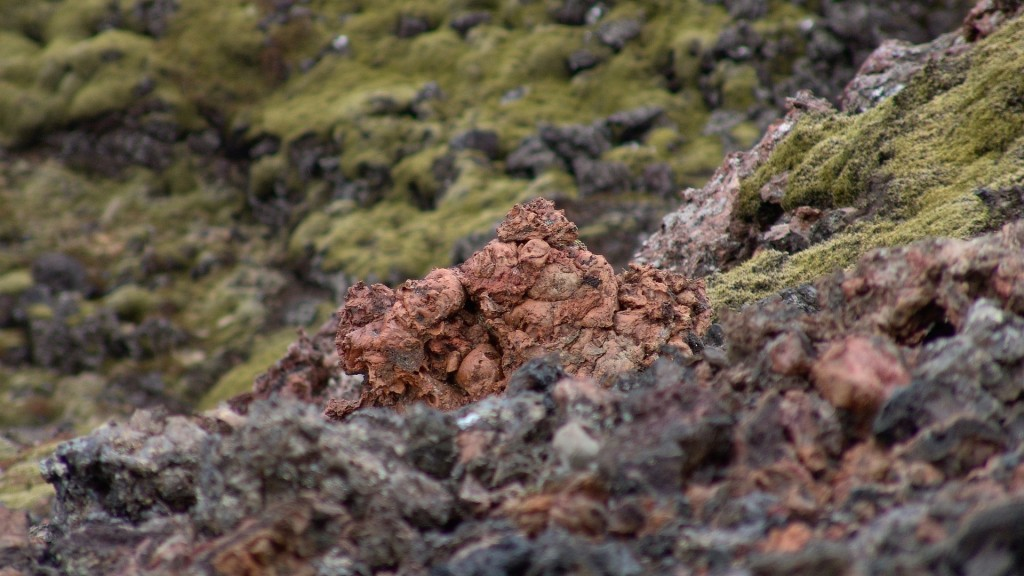 Reykjanes, Iceland, lava