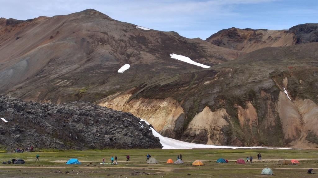 Landmannalaugur, Iceland