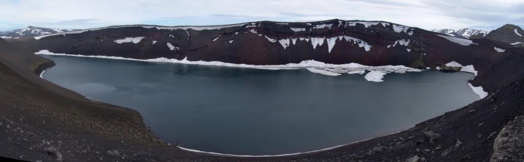 Ljotipollur, Landmannalaugur, Iceland