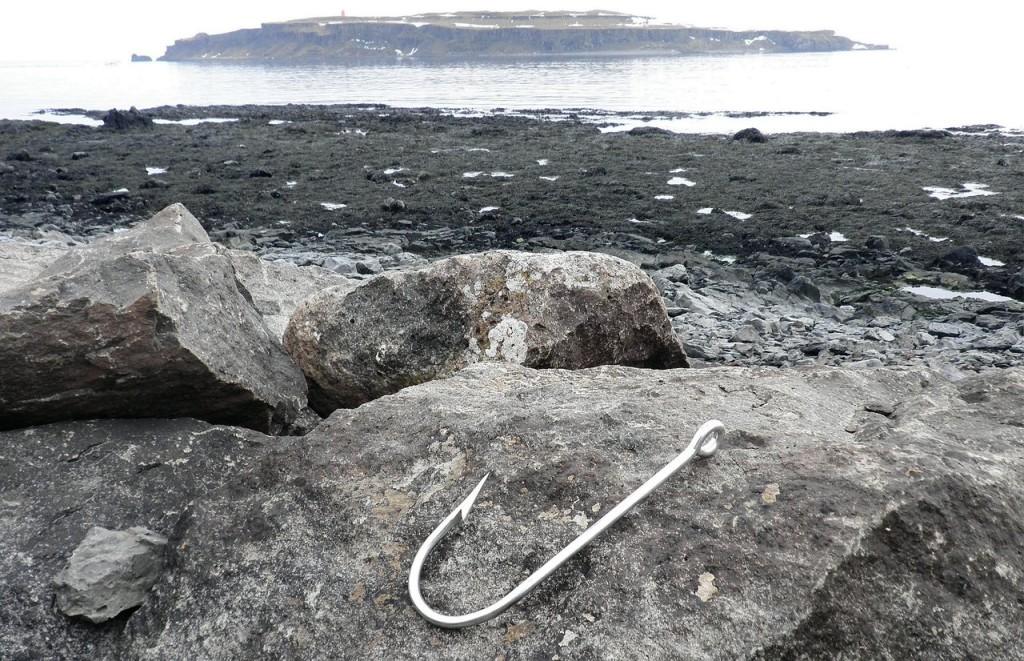 Fishing, Iceland style
